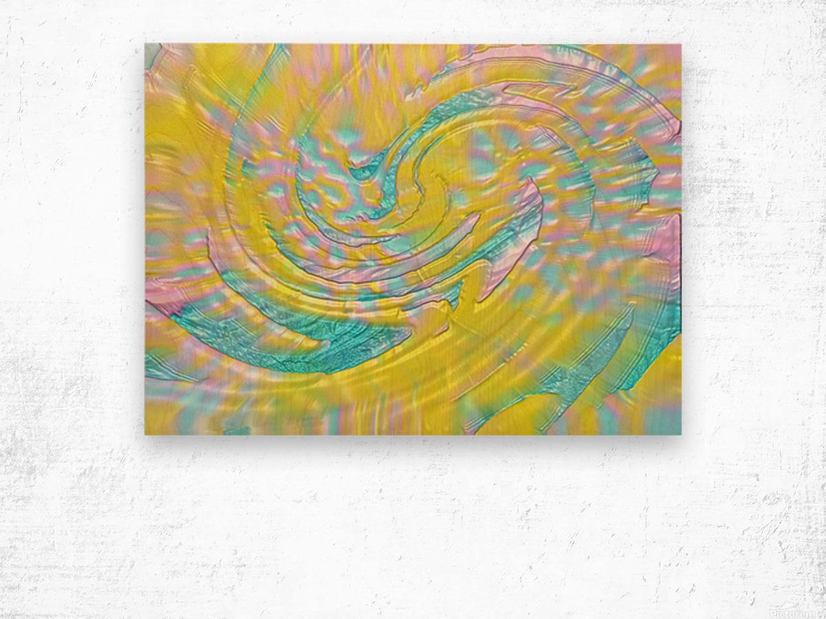 302 Wood print