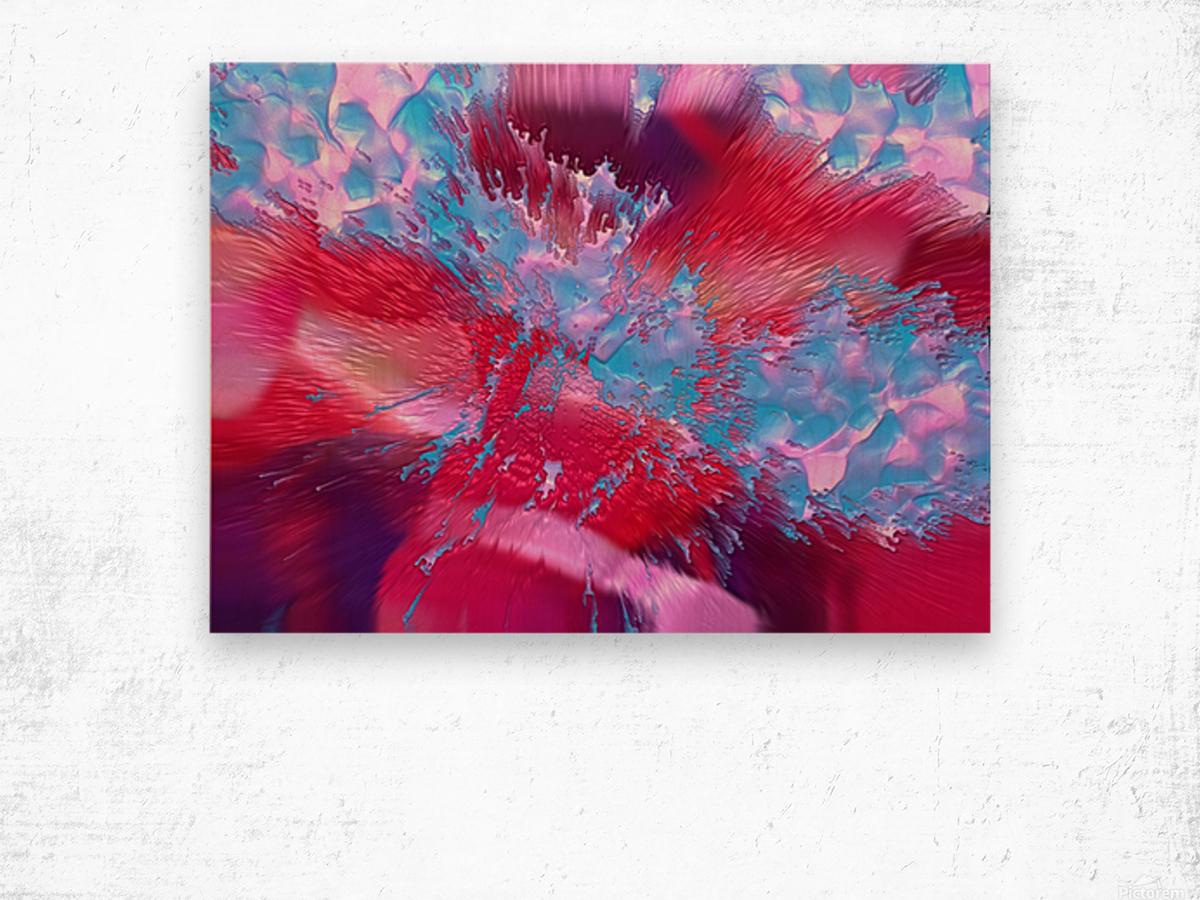 202 Wood print