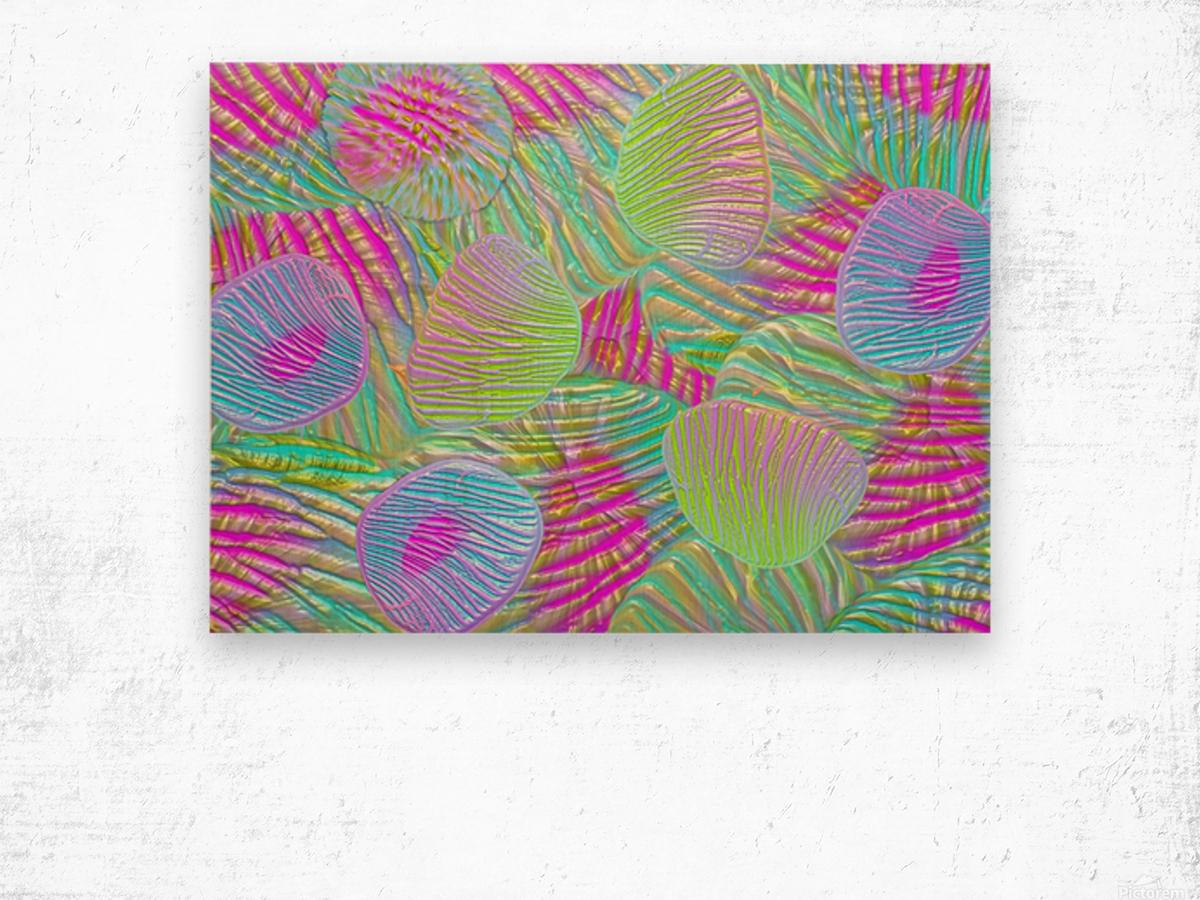 524 Wood print