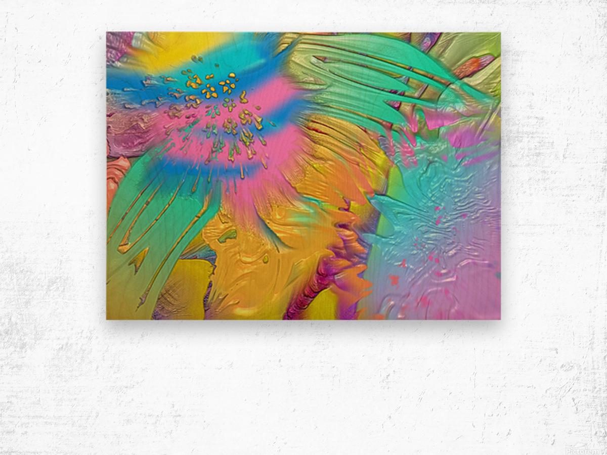 802 Wood print