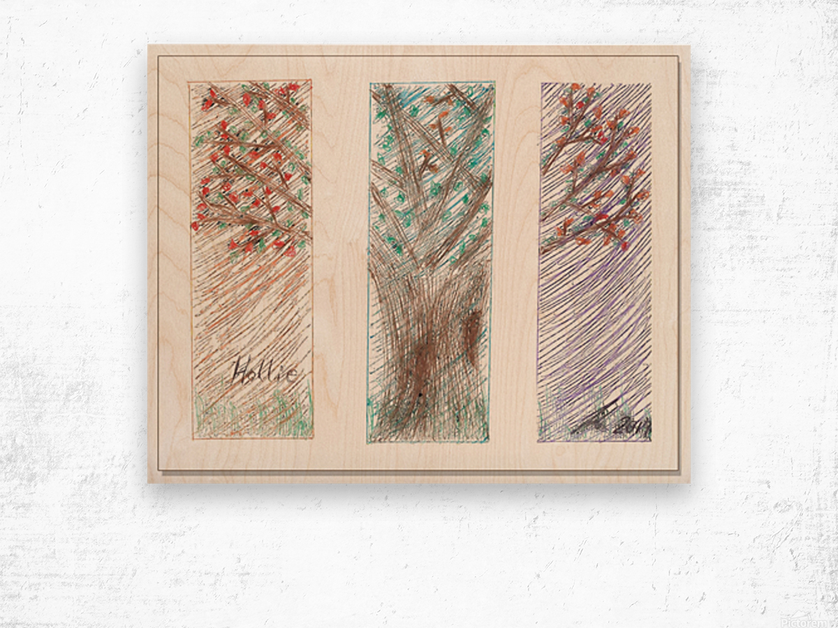 Hollie Wood print