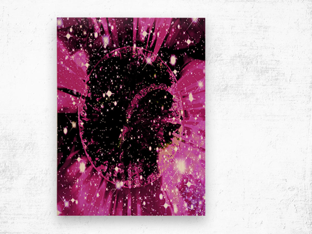The Power of Colors Series 1 Wood print