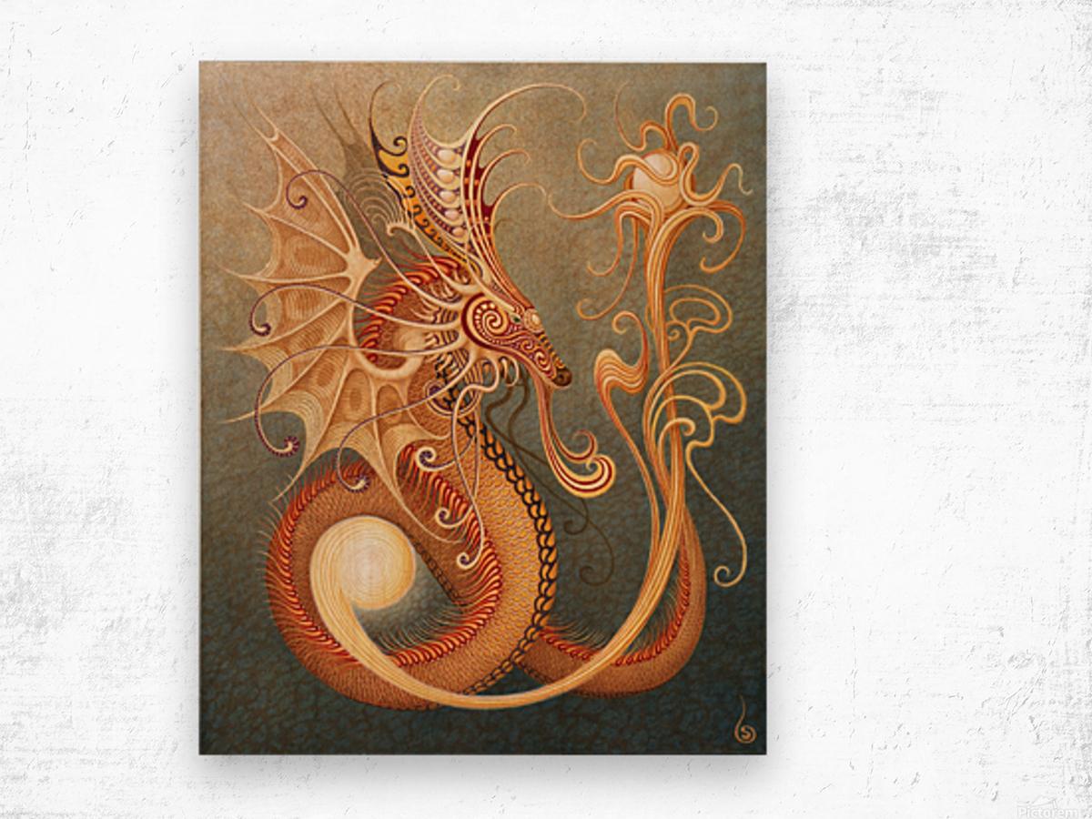 UTO Wood print
