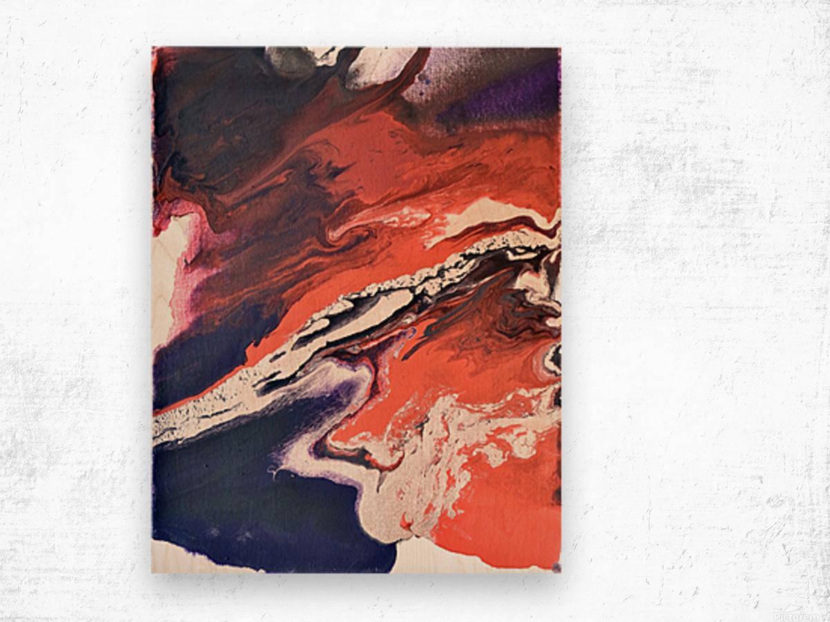 Jax Wood print