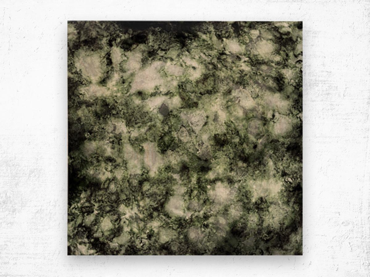 Demolisher Wood print