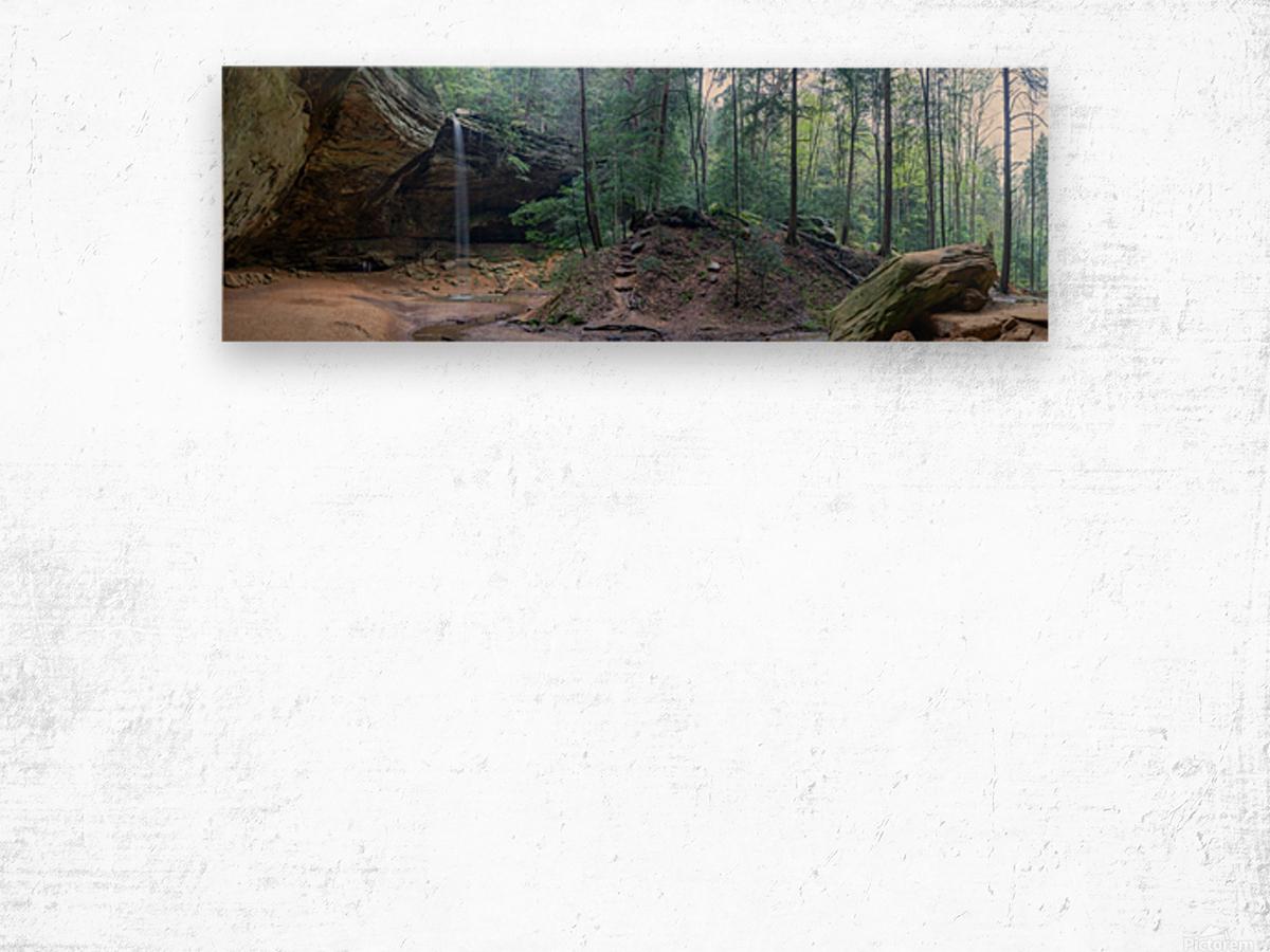 Ash Cave apmi 1646 Wood print