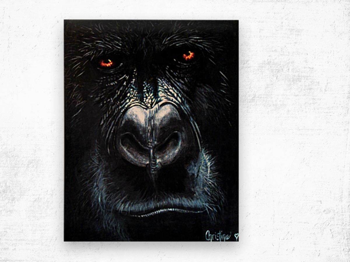 Whats Troubling Gus Wood print