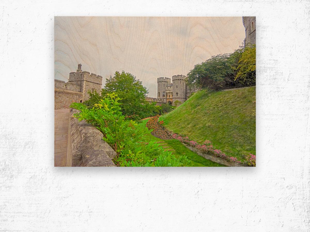 Windsor Castle 2 - Berkshire United Kingdom Wood print