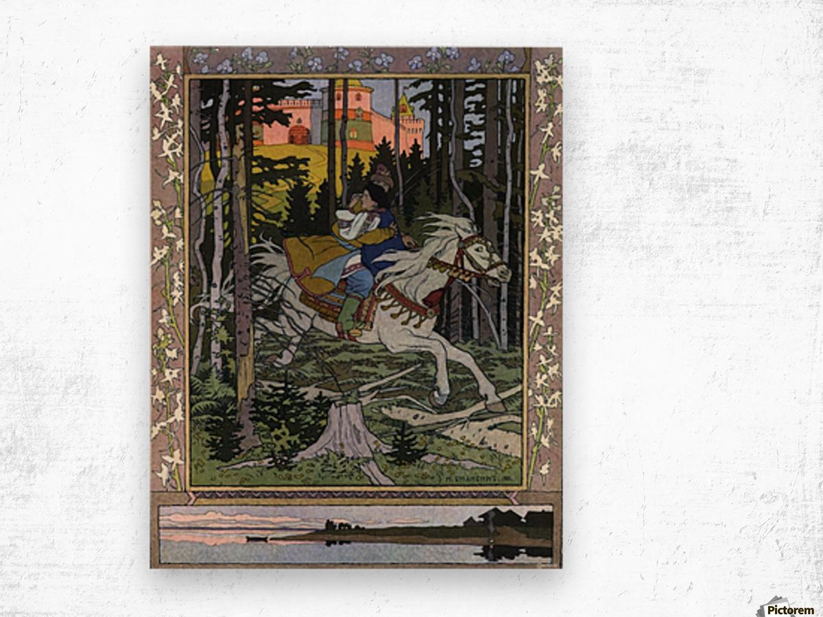 Fantasy Poster 2 Wood print