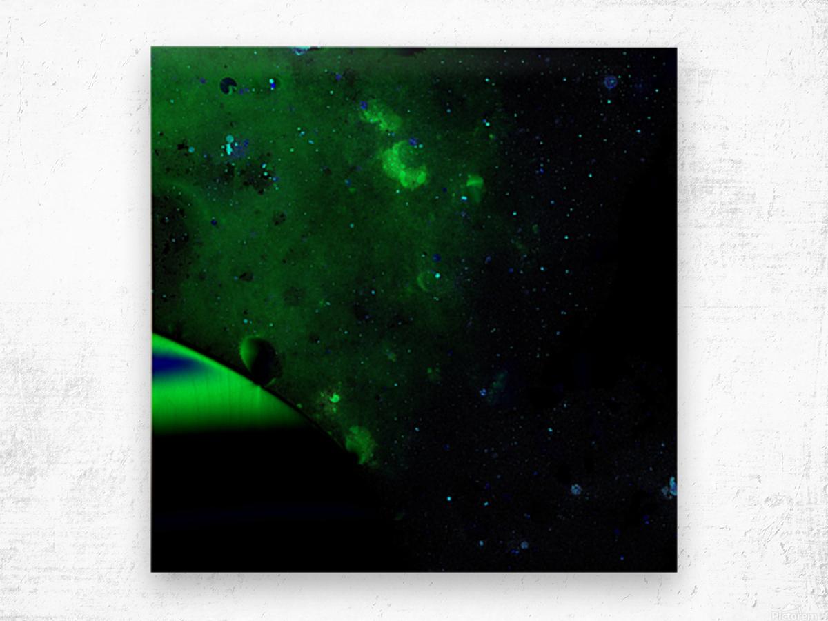 kosmic Wood print