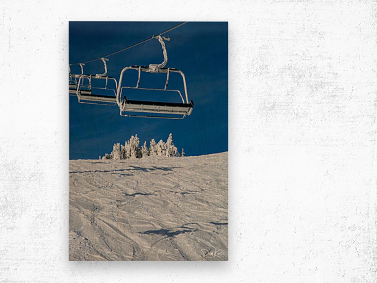 Dec 31 Print 3 Wood print