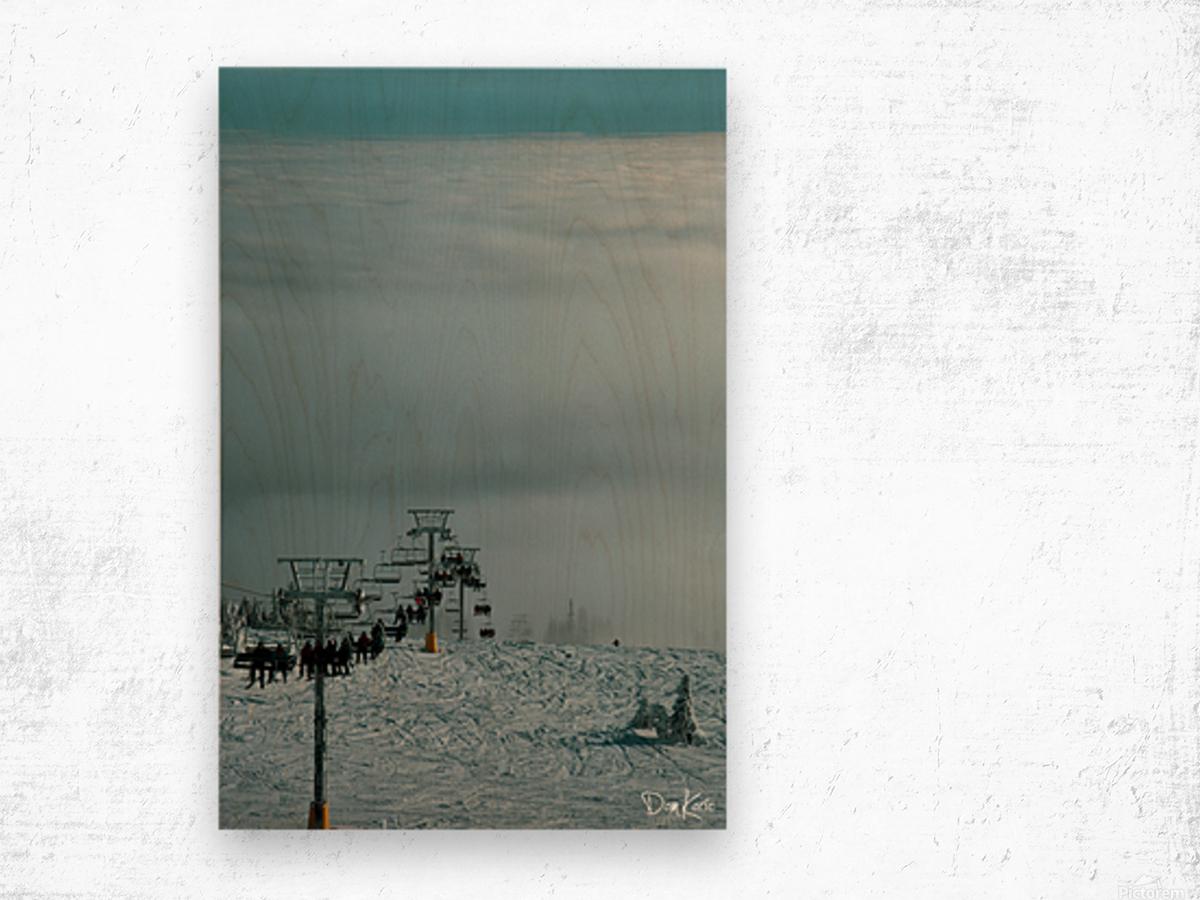 Dec 31 Print 24 Wood print