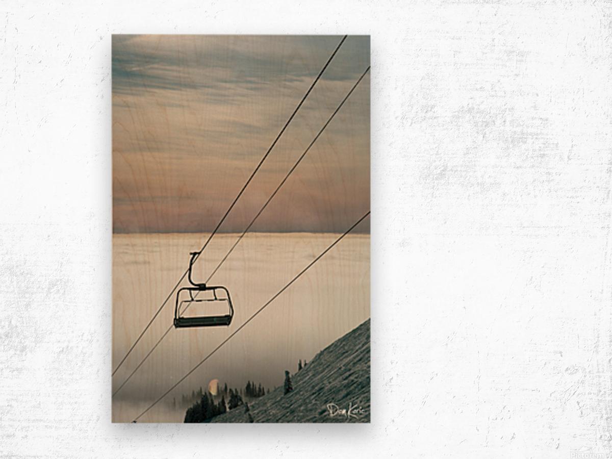Dec 31 Print 19 Wood print