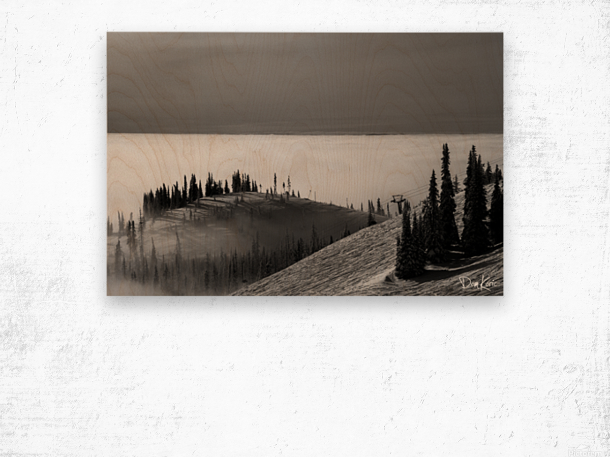 Dec 31 Print 1 Wood print