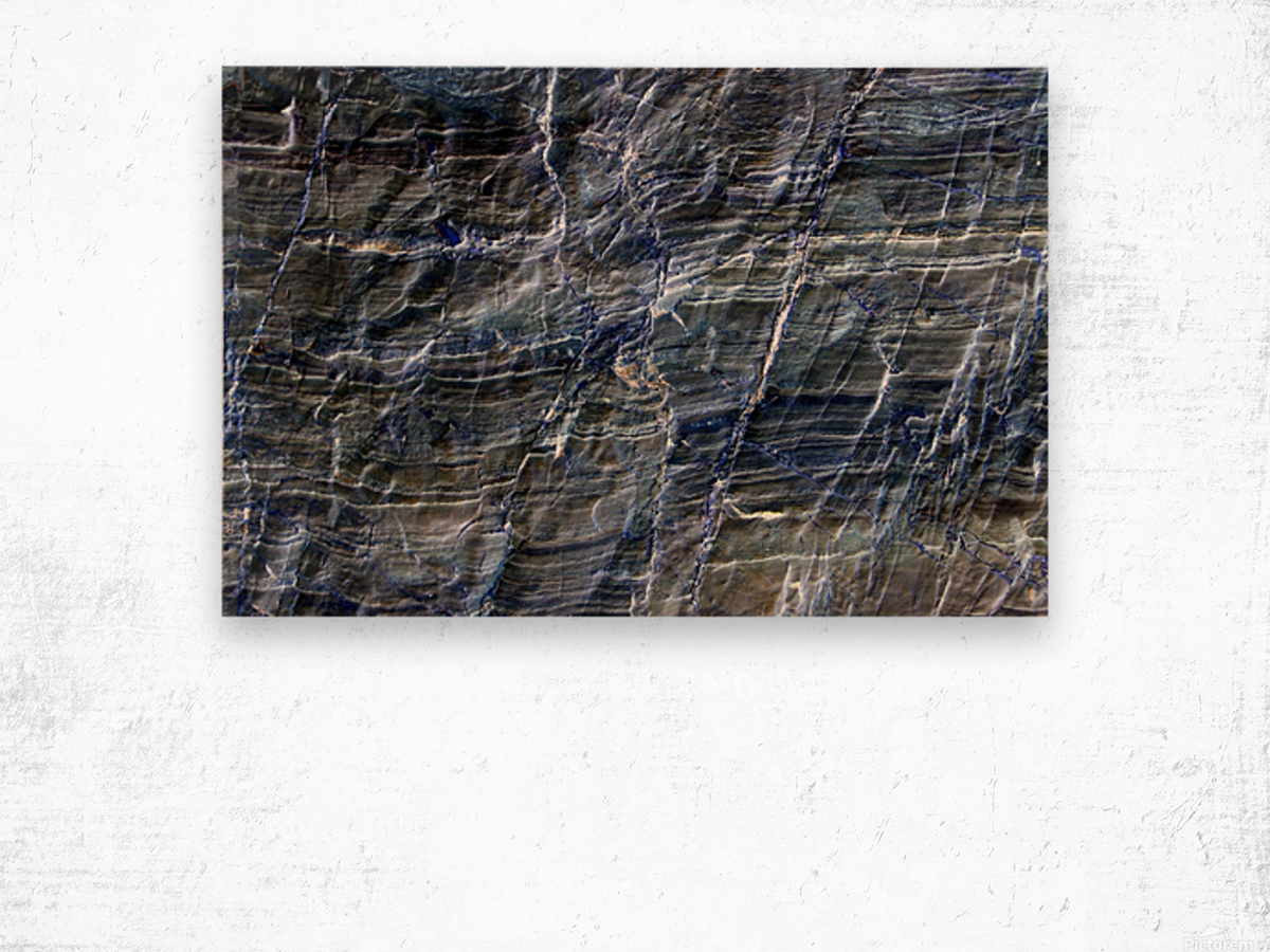 RA017 Wood print
