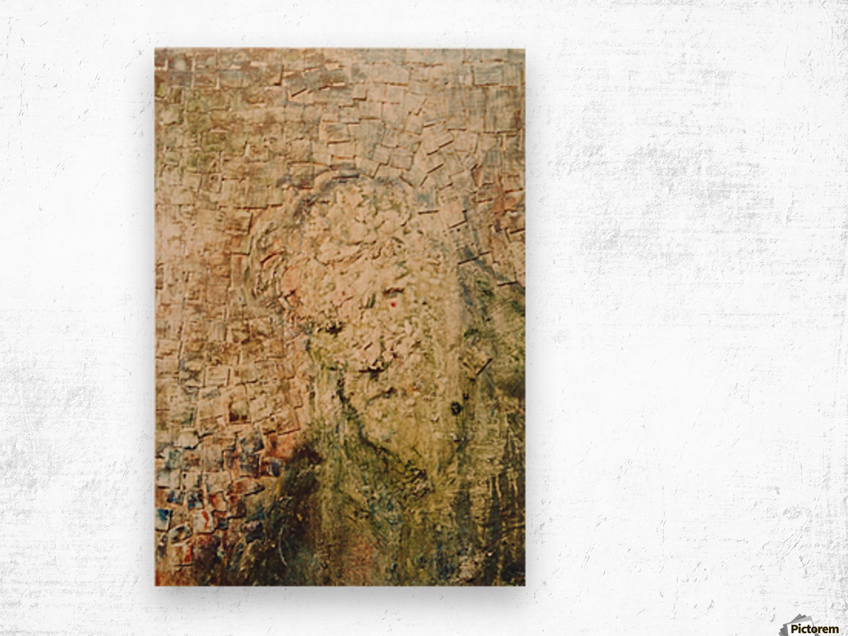 Immemorial Wood print