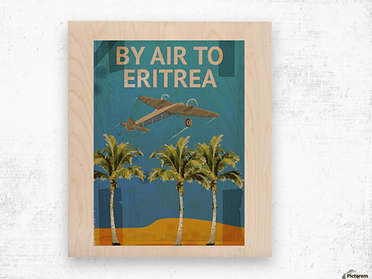 """hawaii usa airline vintage travel art print  canvas or satin  28/""""x 20/"""" painting"""