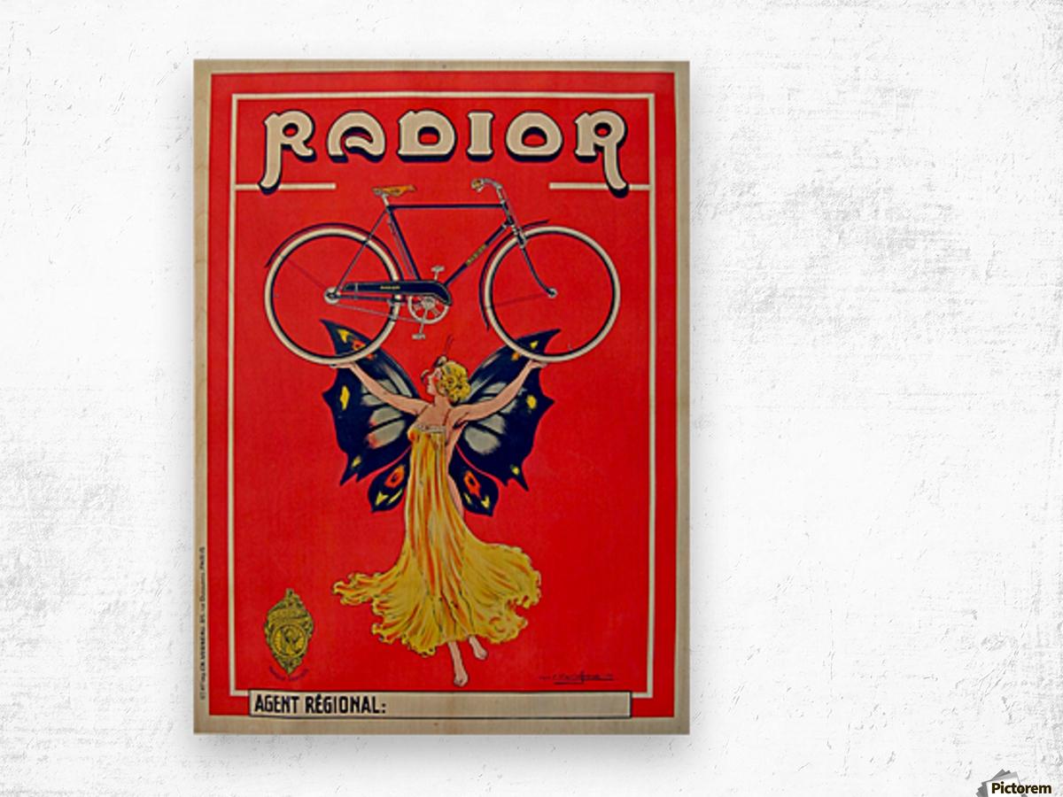 Radior Wood print