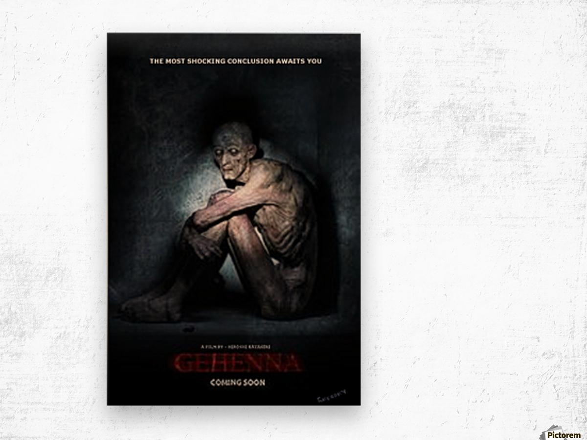 Gehenna  by  James Gregory Wood print