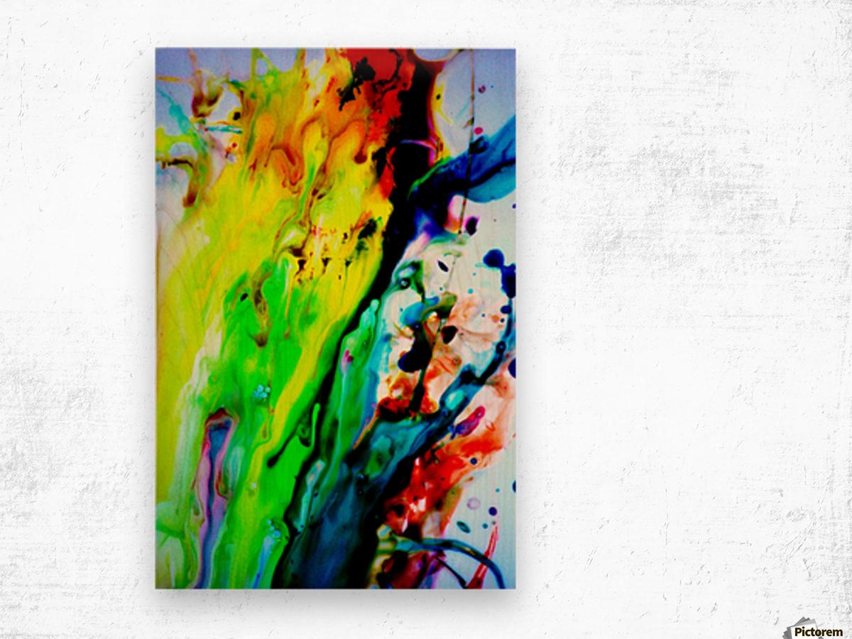 MPS-011 Wood print