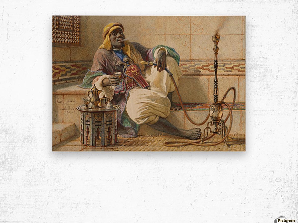 Kieff Yaoos 1893 Wood print