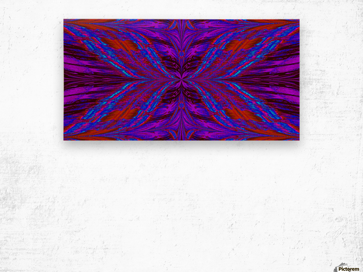 Butterflies For Anastacia 2 Wood print