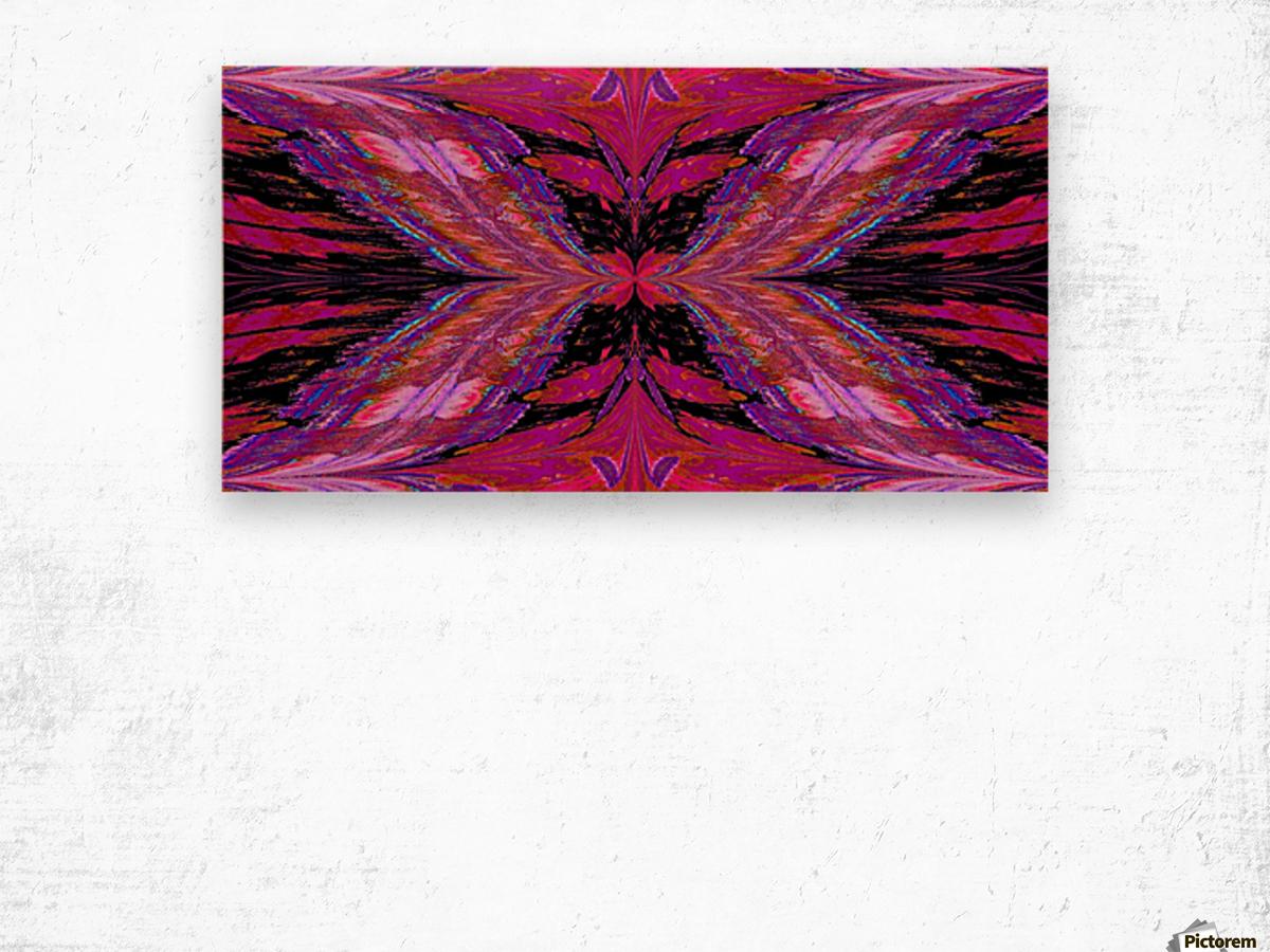Butterflies For Anastacia 13 Wood print
