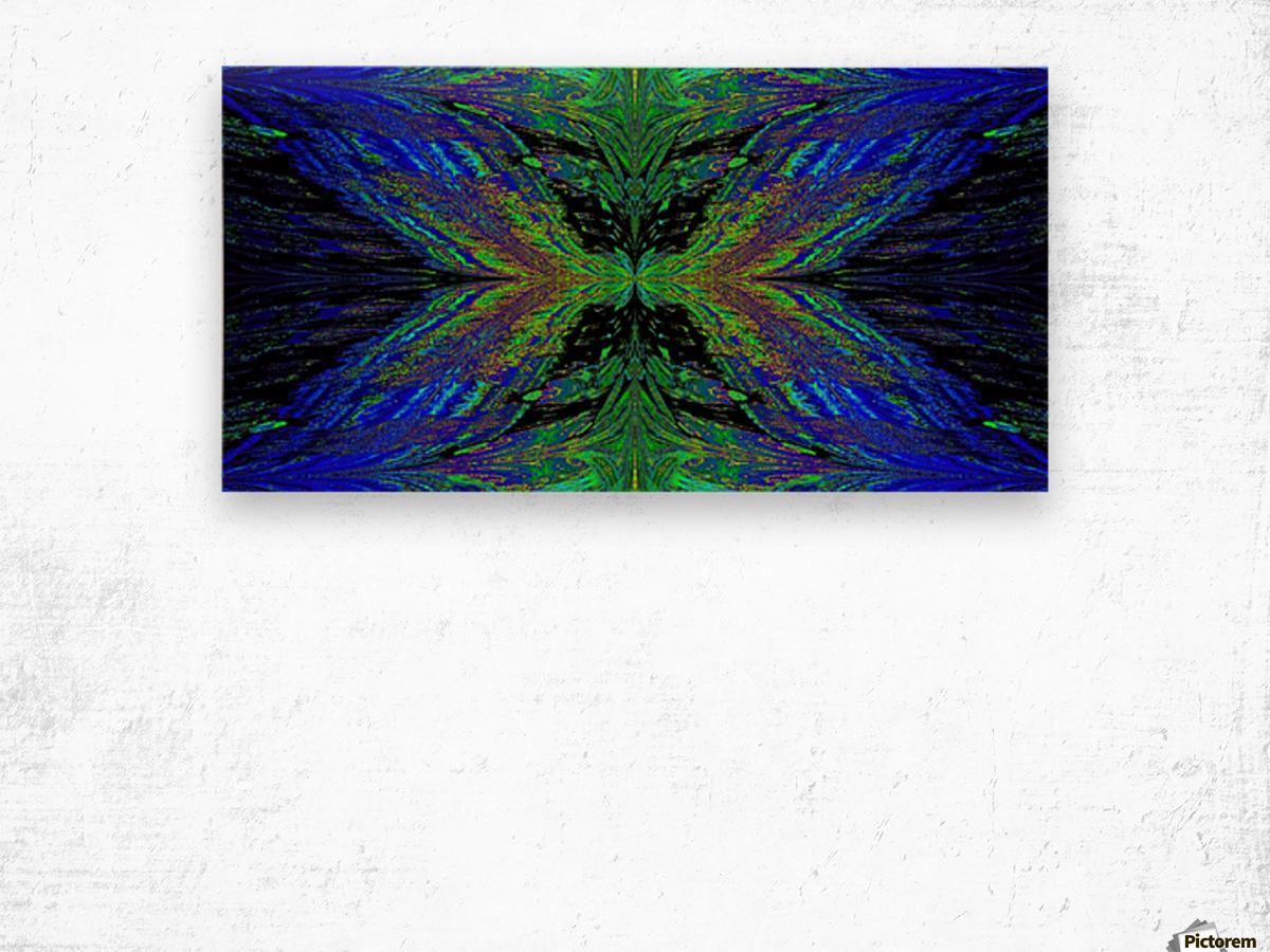 Butterflies For Anastacia 42 Wood print