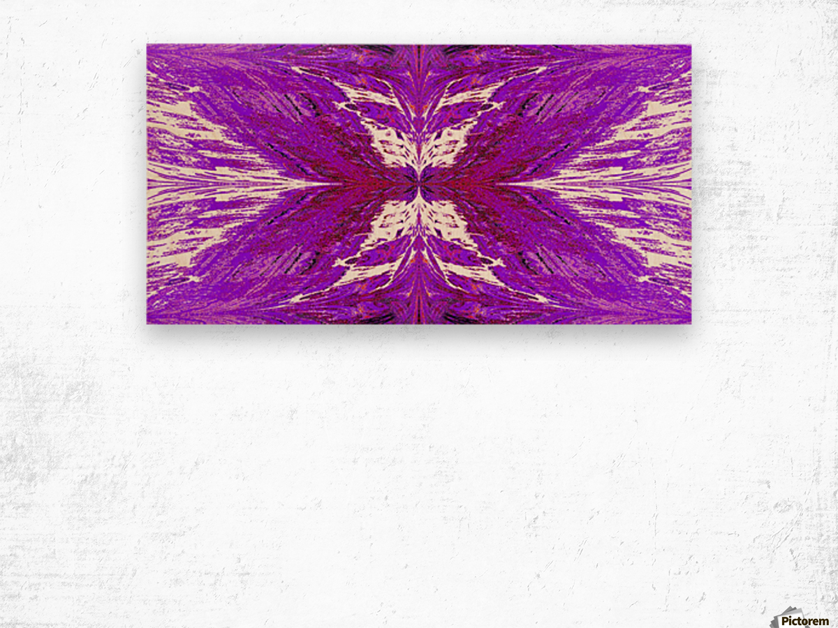 Butterflies For Anastacia 44 Wood print