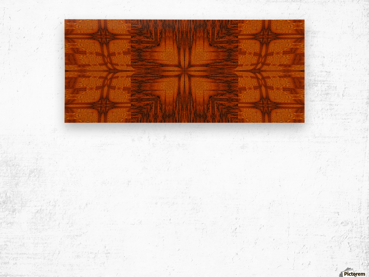 Sunshine Butterfly 2 Wood print