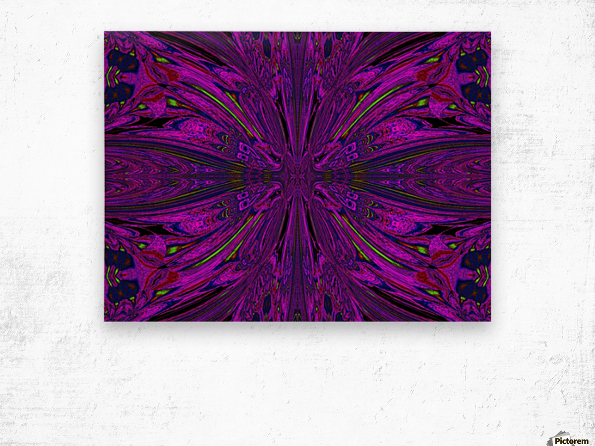 The Goddess PSYKHE 3 Wood print